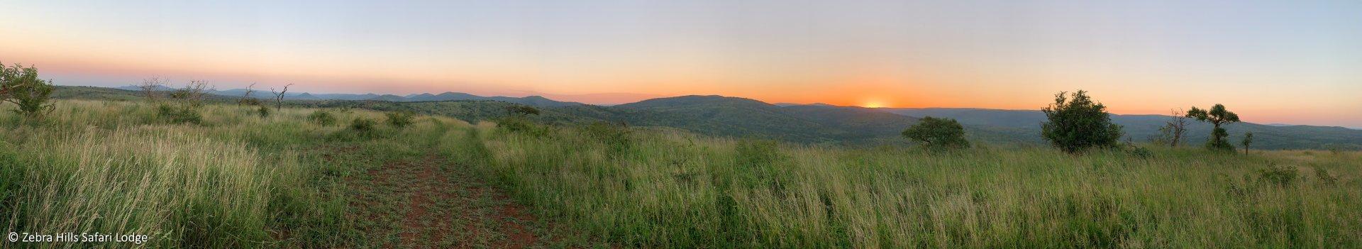 Manyoni Private Game Reserve Scenery - Zebra Hills Safari Lodge